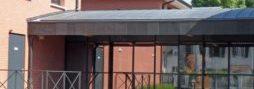 Pose d'un film solaire anti chaleur pour vitrage IME Fondation Bellan