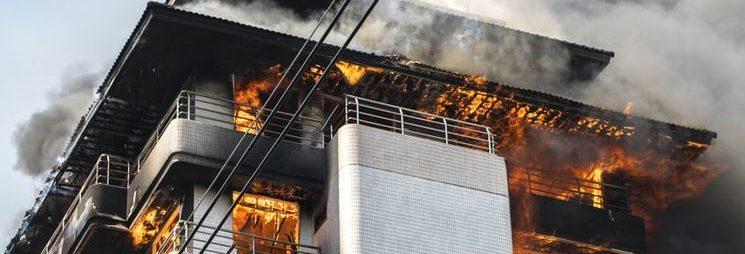 Film pour vitre fenetre coupe feu anti incendie