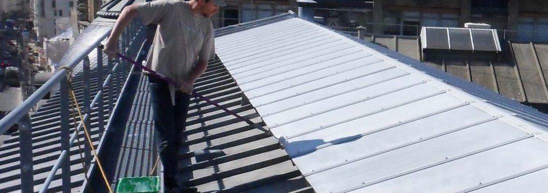 Laque peinture solaire pour verre
