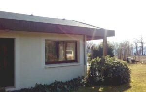 film solaire sur maison individuelle