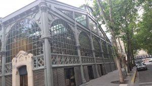 Pose de film solaire anti chaleur carreau du temple Paris
